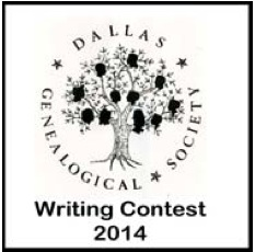 2014 Writing Contest